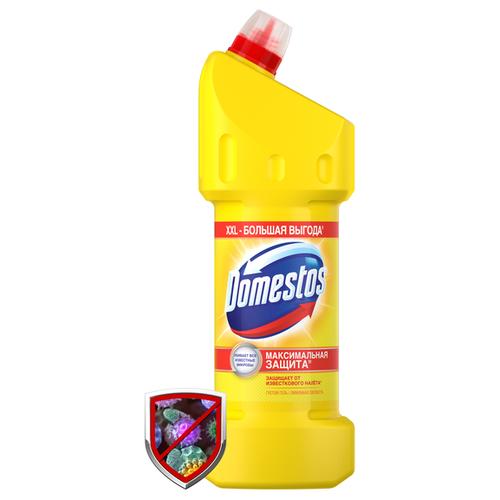 Domestos гель универсальный Двойная сила Лимонная свежесть 1.5 л