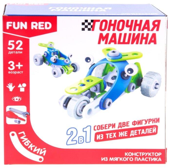 Винтовой конструктор Fun Red FRCF005 Транспорт 2 в 1
