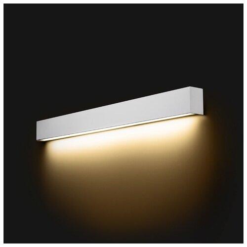 Настенный светильник Nowodvorski Straight Wall 9611, 16 Вт светильник nowodvorski straight wall graph n9617
