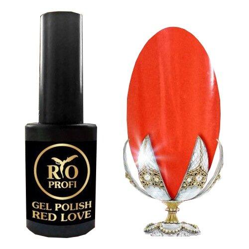 Гель-лак для ногтей Rio Profi Red Love, 7 мл, 8 сузанна  - Купить
