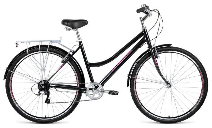 "Велосипед Forward TALICA 28 2.0 (рост 19"") 2018-2019 (черный, RBKW9RN87005)"