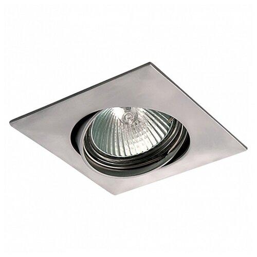 Встраиваемый светильник Lightstar Lega QUA 011039 спот lightstar ottico qua 214429