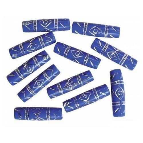 Купить Бусины, цвет: 86, 25x7 мм, арт. BV-2288, Astra & Craft, Фурнитура для украшений