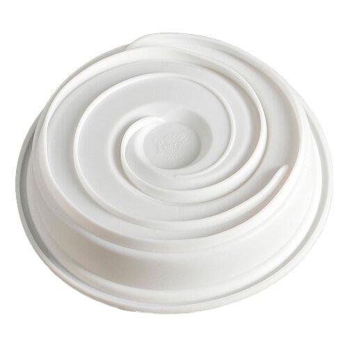 Форма для выпечки Доляна Круговорот 2582035 (20х5 см) форма для выпечки доляна 2389461 форма для выпечки и муссовых десертов мерси