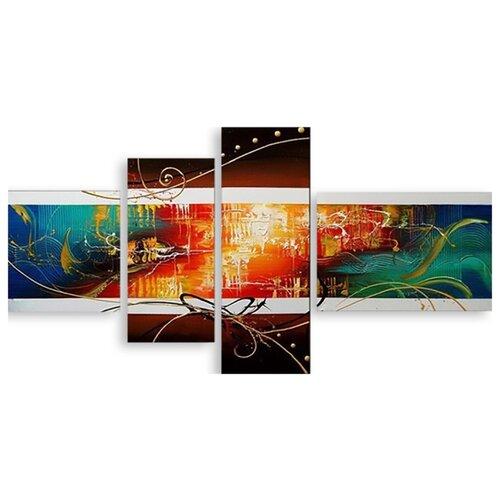 Модульная картина на холсте Вдохновение 90x57 см
