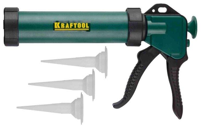 Механический закрытый пистолет Kraftool 06677