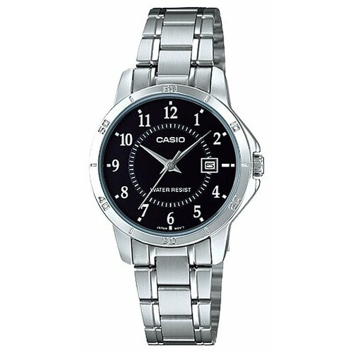 Наручные часы CASIO LTP-V004D-1B casio ltp v006d 1b