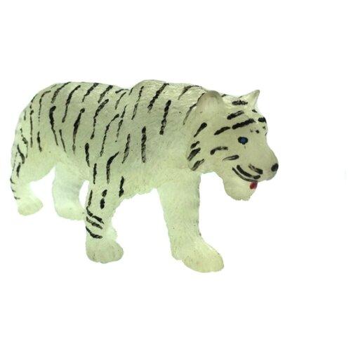 Купить Фигурка ABtoys Юный натуралист Тигр белый PT-01178, Игровые наборы и фигурки