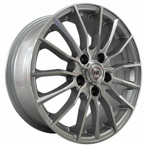 Фото - Колесный диск NZ Wheels SH650 7x17/5x108 D63.3 ET50 SF колесный диск nz wheels sh662 7x17 5x108 d63 3 et55 sf