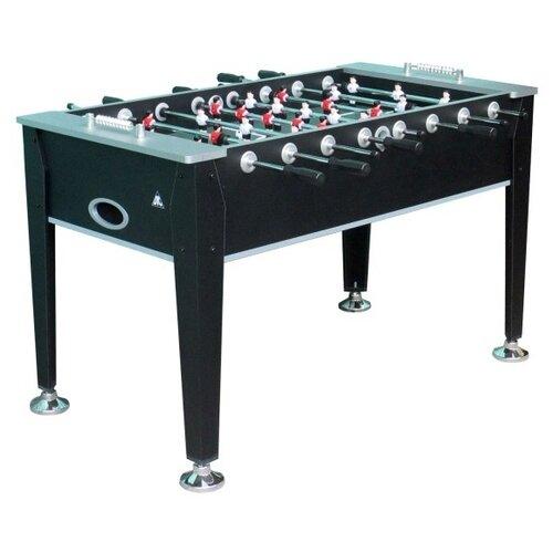 Игровой стол для футбола DFC London ES-ST-5630TR1 черный игровой стол для футбола dfc santos es st 3620 черный желтый