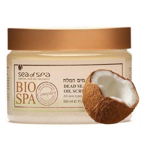 Купить Sea of Spa Bio Spa Масло-Скраб для тела Кокос, 350 мл