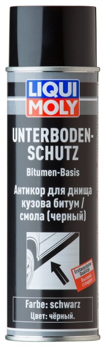 Антикор LIQUI MOLY Unterboden-Schutz Bitumen