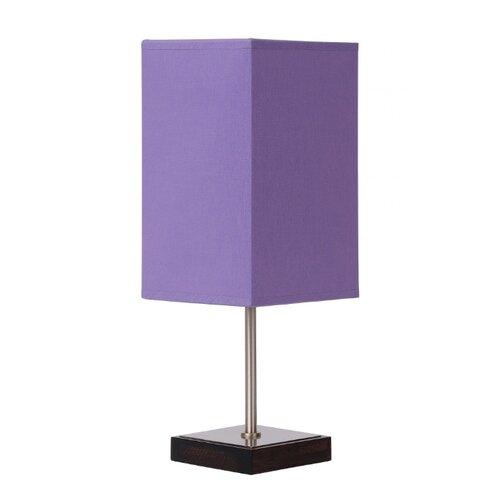 Настольная лампа Lucide Duna 39502/01/39, 40 Вт настольная лампа lucide banker 17504 01 11