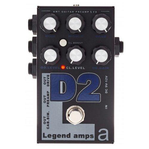 AMT Electronics Предусилитель D2 Legend Amps 2 1 шт.
