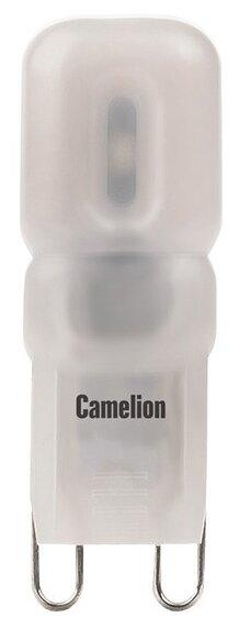 Лампа светодиодная Camelion 12024, G9, G9, 2.5Вт