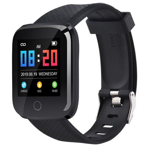 Умные часы DIGMA Smartline D2e, черный