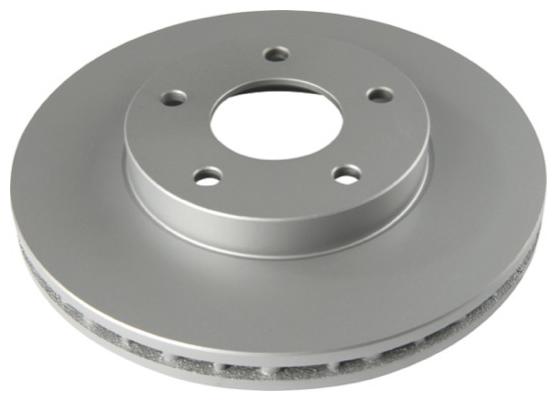 Тормозной диск передний NIPPARTS N3301099 280x24 для Nissan Tiida, Nissan Juke, Nissan Sentra