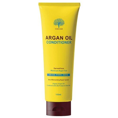 Char Char Кондиционер для волос Argan Oil Conditioner, 100 мл