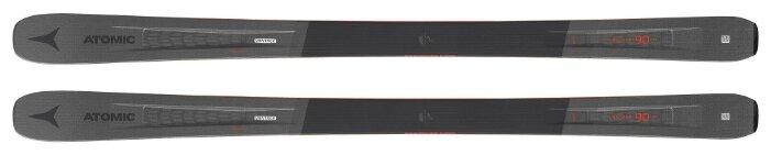 Горные лыжи Atomic Vantage 90 Ti Grey/Black 19-20