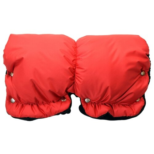 Nuovita Муфта флисовая для коляски Agio rosso/красный