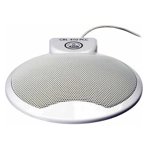 Микрофон AKG CBL 410 PCC белый микрофон akg c411pp