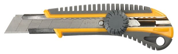 Монтажный нож STAYER Master 09161
