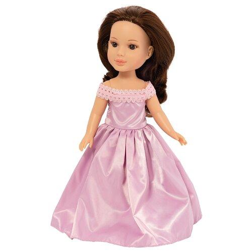 Фото - Кукла ОГОНЁК Арина шатен, 32 см, С-1511 кукла огонёк арина с веснушками