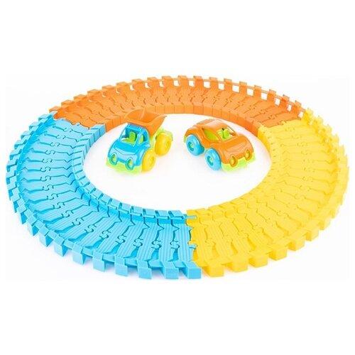 Купить Игровой набор KNOPA. Мини-трек с машинками , Игровые наборы и фигурки