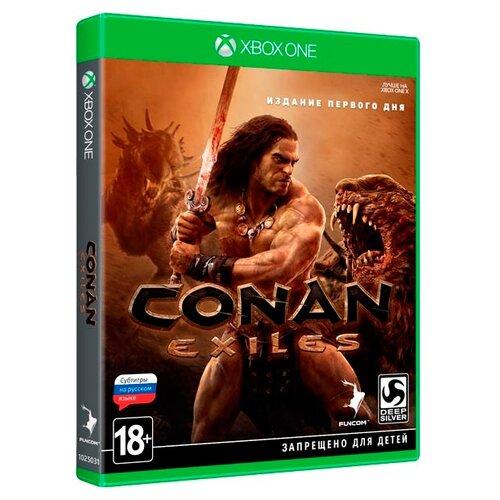 Игра для Xbox ONE Conan Exiles. Издание первого дня, русские субтитры