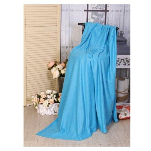 Плед Текстильная лавка 130х150 см, синий