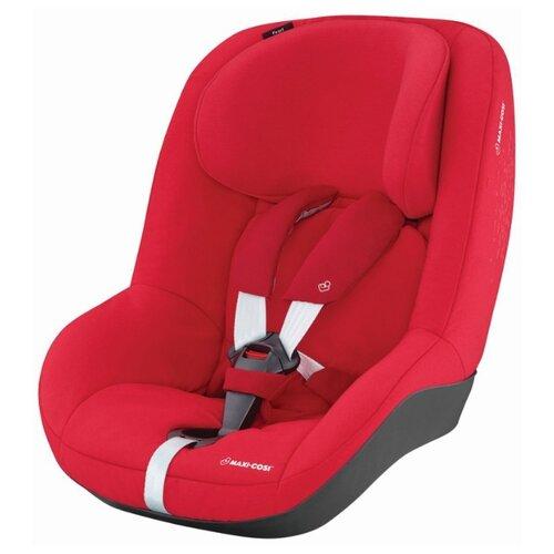 Автокресло группа 1 (9-18 кг) Maxi-Cosi Pearl, nomad red автокресло группа 1 2 3 9 36 кг little car ally с перфорацией черный