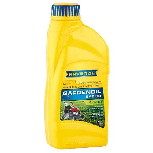 Масло для садовой техники Ravenol 4-Takt Gardenoil HD 30 1 л