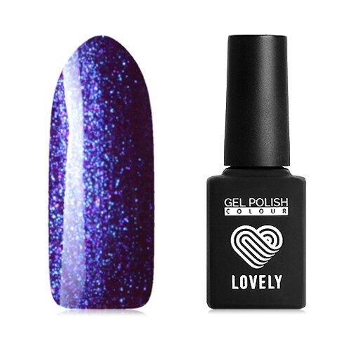 Гель-лак для ногтей Lovely Nails Classic с блестками, 12 мл, №096 гель лак для ногтей lovely nails classic с блестками 12 мл 117