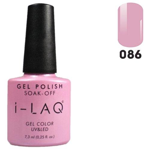 Гель-лак для ногтей I-LAQ Gel Color, 7.3 мл, оттенок 086 i laq гель лак 005