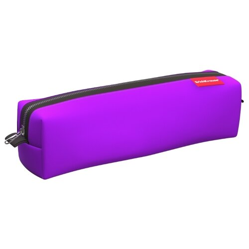 Купить ErichKrause Пенал квадро mini Neon violet, Пеналы
