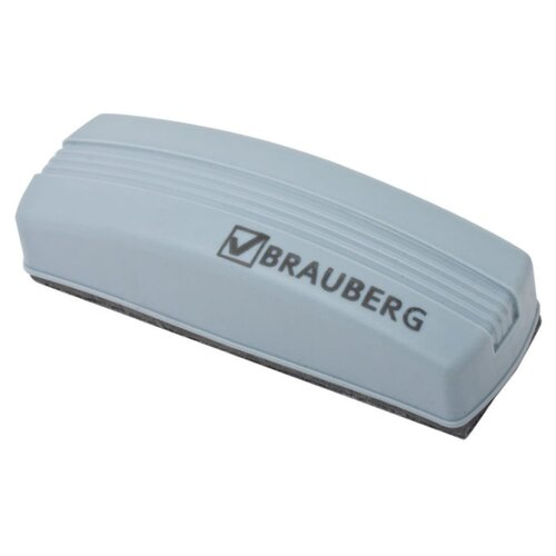 Губка для стирания BRAUBERG 230756/230997 серый