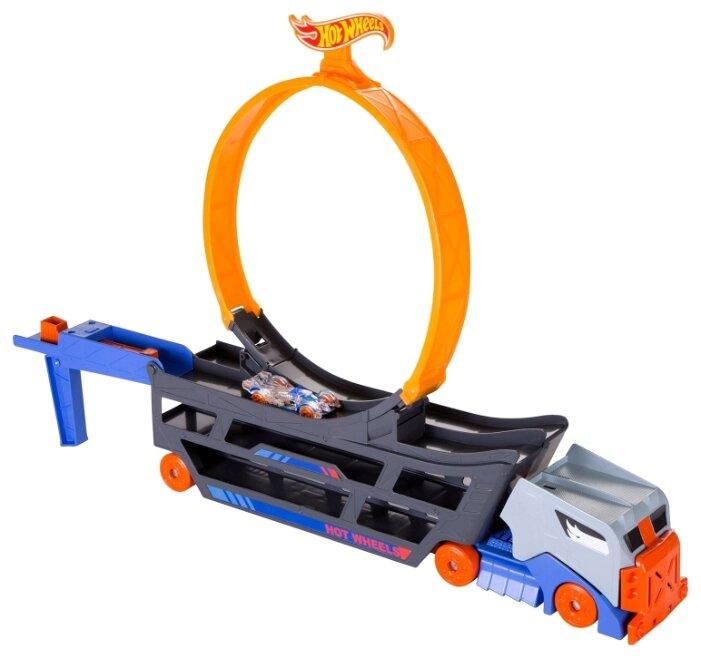 Трек Mattel Hot Wheels Stunt and Go GCK38
