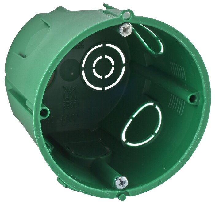 Подрозетник (скрытый монтаж) Schneider Electric IMT35101 68 60 мм