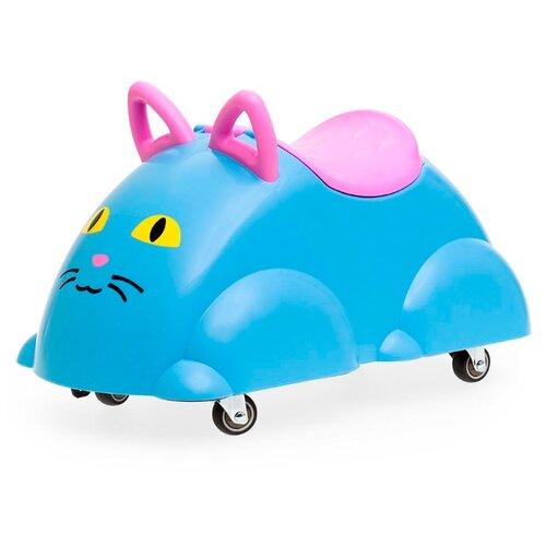 Каталка-толокар Viking Toys Cute Rider Cat (81972) голубой каталка толокар orion toys мотоцикл 2 х колесный 501 зеленый