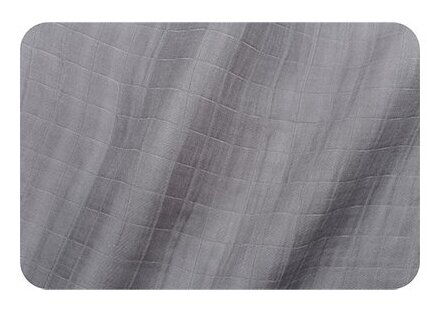 Ткани для пэчворка PEPPY SOLID BAMBOO EMBRACE (марлевка) фасовка 100 x 125 см 120 г/кв.м 100% хлопок AQUA
