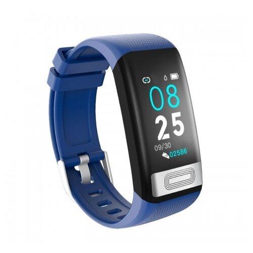 Умный браслет HerzBand Active ECG 2 синий nowley 8 5360 0 2