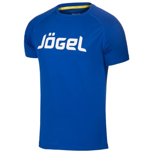 Футболка Jogel JTT-1041 размер XS, синий/белый платье oodji ultra цвет красный белый 14001071 13 46148 4512s размер xs 42 170