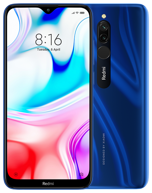 Смартфон Xiaomi Redmi 8 4/64GB фото 1