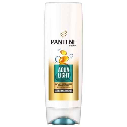Pantene бальзам-ополаскиватель Aqua Light для тонких, жирных волос, 360 мл pantene бальзам ополаскиватель защита от потери волос для ломких волос 360 мл
