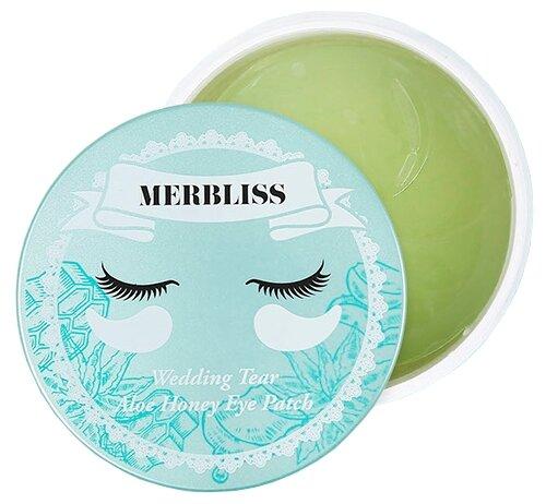 Merbliss Патчи для глаз Wedding Tear Aloe