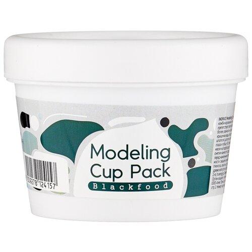 Фото - Inoface Альгинатная маска Blackfood Modeling, 15 г inoface альгинатная маска chlorella modeling 18 г