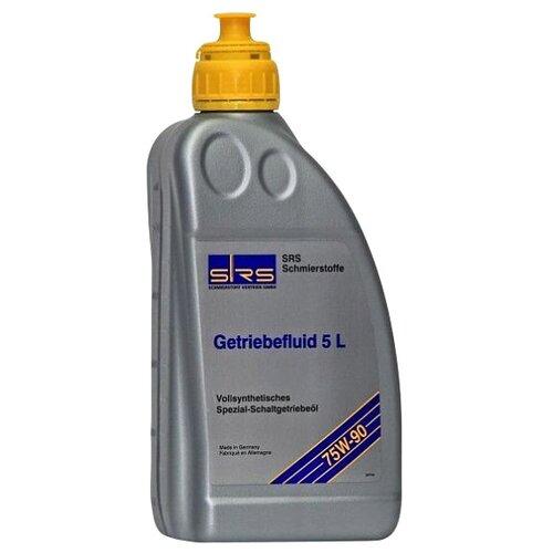 Трансмиссионное масло SRS Getriebefluid 5L 1 л цена 2017