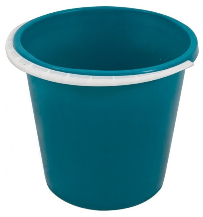 Ведро пластиковое хозяйственное Fit 67843