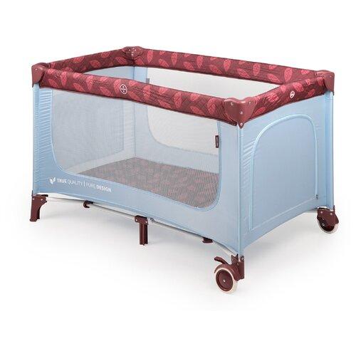 Купить Манеж-кровать Happy Baby Martin sky, Манежи
