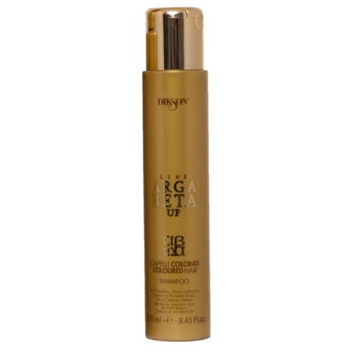 Dikson шампунь ArgaBeta Up Capelli Colorati для окрашенных волос с кератином 250 мл dikson argabeta oil